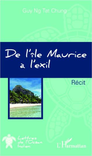 Couverture De l'île Maurice à l'exil