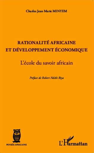 Couverture Rationalité africaine et développement économique