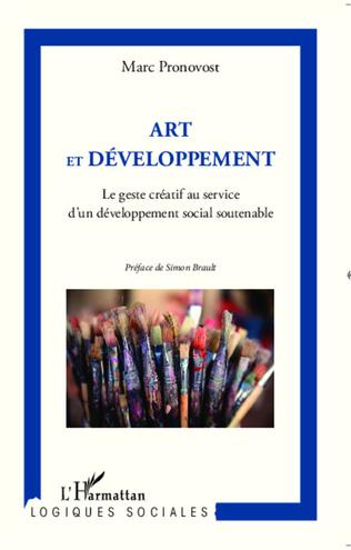 Couverture Art et développement