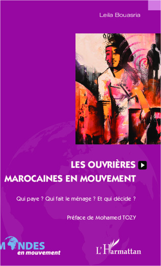 Couverture Les ouvrières marocaines en mouvement