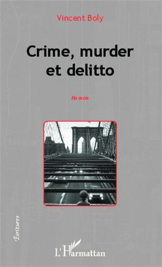 Couverture Crime, murder et delitto