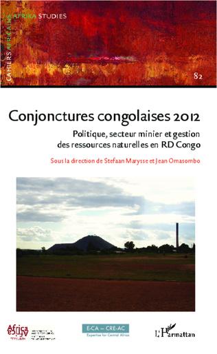 Couverture Conjonctures congolaises 2012