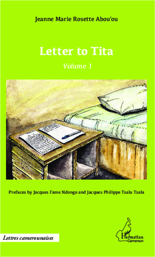 Couverture Letter to Tita (Volume 1)