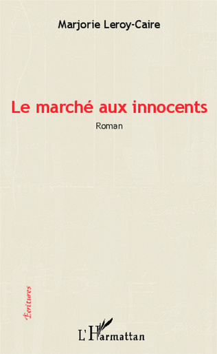 Couverture Le marché aux innocents