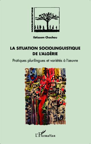 Couverture La situation sociolinguistique de l'Algérie