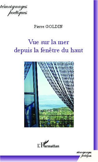 Couverture Vue sur la mer depuis la fenêtre du haut