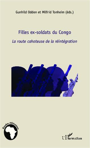 Couverture Filles ex-soldats du Congo