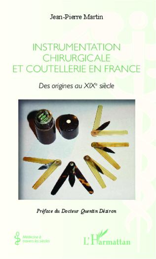 Couverture Instrumentation chirurgicale en France