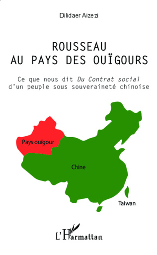 Couverture Rousseau au pays des ouïgours