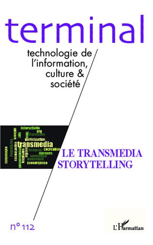 Couverture Transmedia storytelling