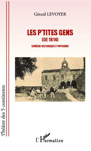 Couverture Les p'tites gens (de 1814)