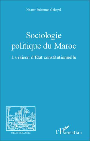 Couverture Sociologie politique du Maroc