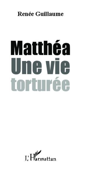Couverture Matthéa