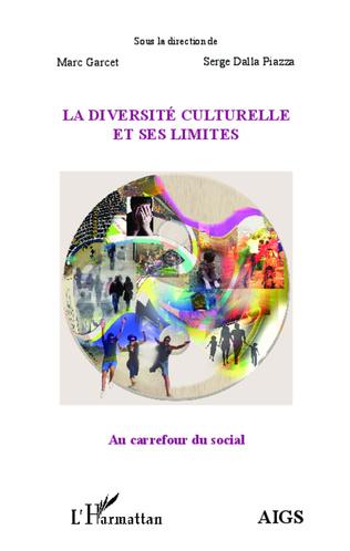 Couverture La diversité culturelle et ses limites
