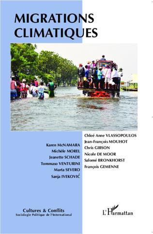 Couverture Migrations climatiques