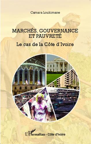 Couverture Marchés, gouvernance et pauvreté