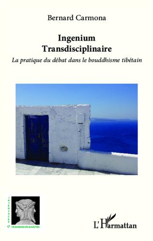 Couverture Ingenium Transdisciplinaire