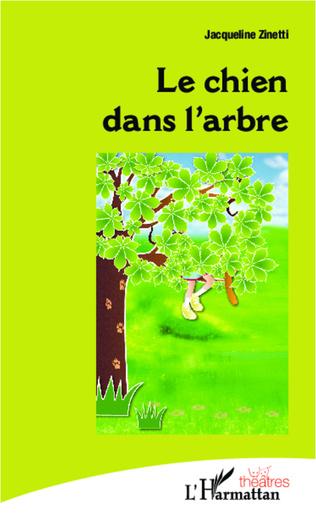 Couverture Le chien dans l'arbre