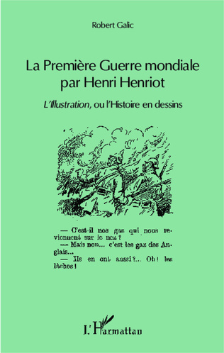 Couverture La Première Guerre mondiale par Henri Henriot