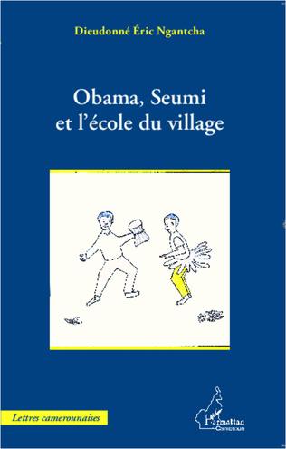 Couverture Obama, Seumi et l'école du village