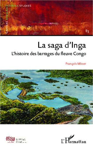 Couverture La saga d'Inga