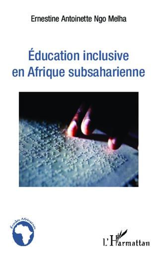 Couverture Education inclusive en Afrique subsaharienne