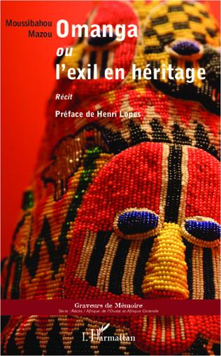 Couverture Omanga ou l'exil en héritage