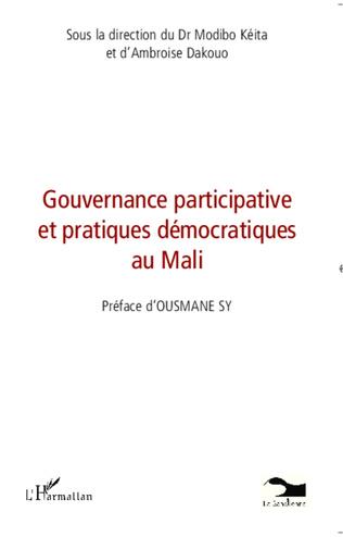 Couverture Gouvernance participative et pratiques démocratiques au Mali