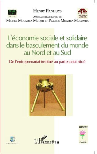 Couverture L'économie sociale et solidaire dans le basculement du monde
