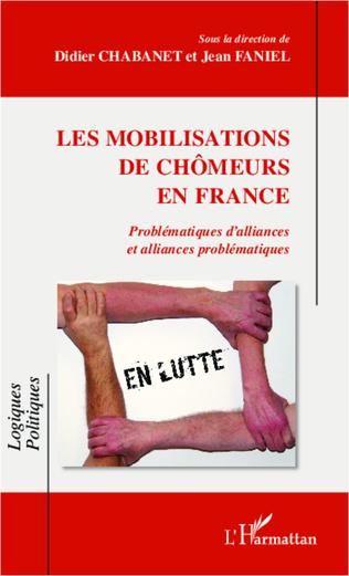 Couverture Les mobilisations de chômeurs en France