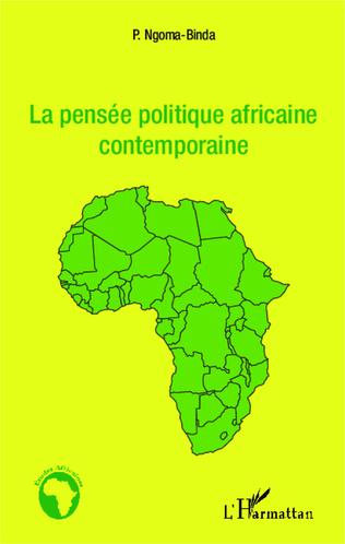 Couverture La pensée politique africaine contemporaine