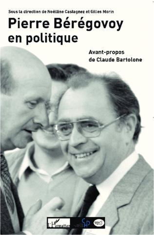 Couverture Pierre Bérégovoy en politique