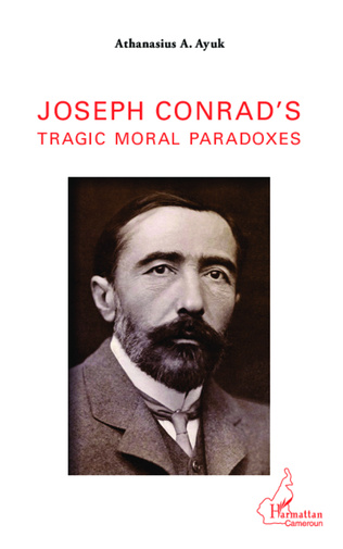 Couverture Joseph Conrad's tragic moral paradoxes