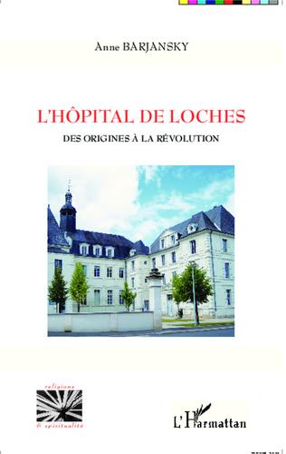 Couverture L'hôpital de Loches