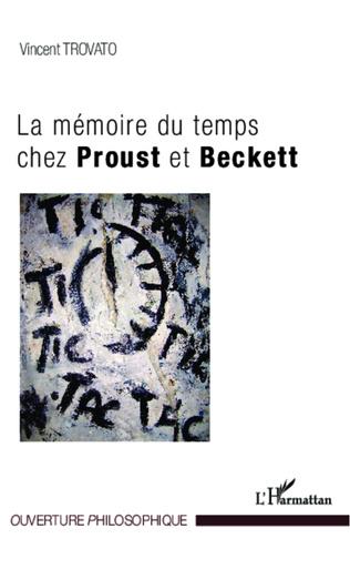 Couverture La mémoire du temps chez Proust et Beckett