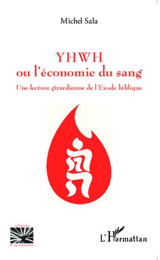 Couverture YHWH ou l'économie du sang