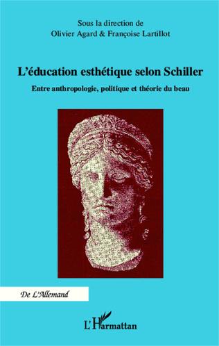Couverture Education esthétique selon Schiller