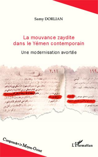 Couverture La mouvance zaydite dans le Yémen contemporain