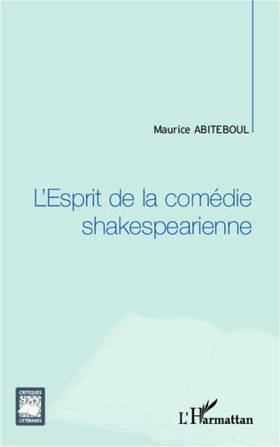 Couverture L'Esprit de la comédie shakespearienne