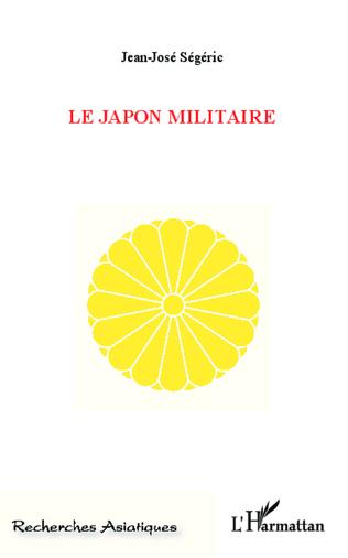 Couverture Le Japon militaire