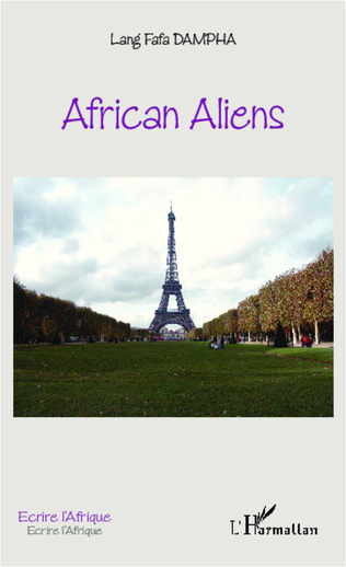 Couverture African Aliens