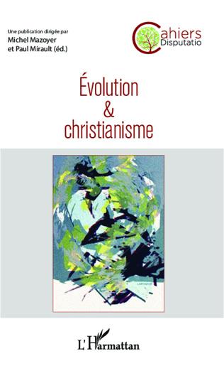 Couverture Evolution et christianisme