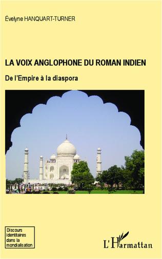 Couverture La voix anglophone du roman Indien