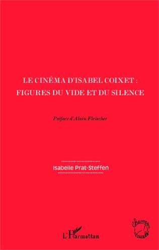 Couverture Le cinéma d'Isabel Coixet :