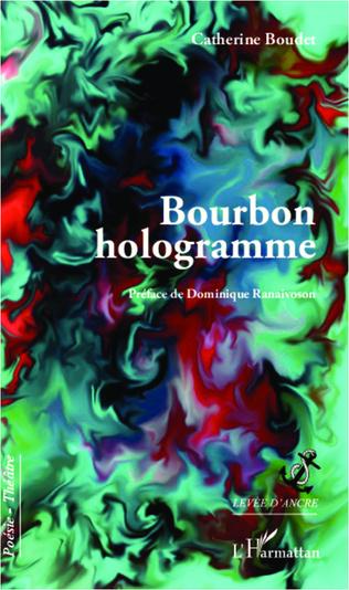 Couverture Bourbon hologramme
