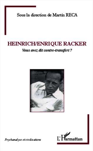 Couverture Heinrich / Enrique Racker