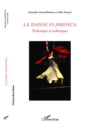Couverture La Danse Flamenca