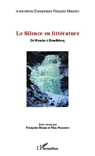 Couverture Le silence en littérature