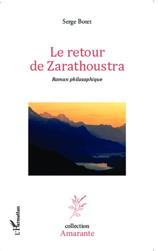 Couverture Le retour de Zarathoustra