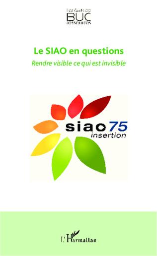 Couverture Le SIAO en questions